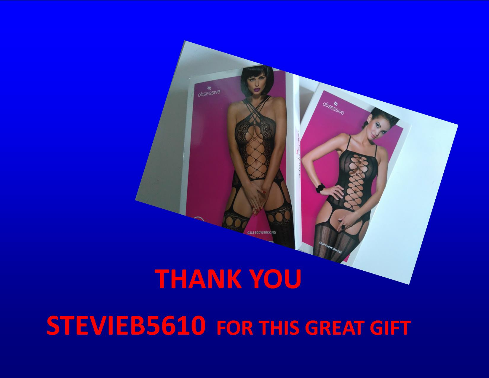 SquirtMoniq KISSES AND HUGS TO STEVIEB5610 custom pic 1