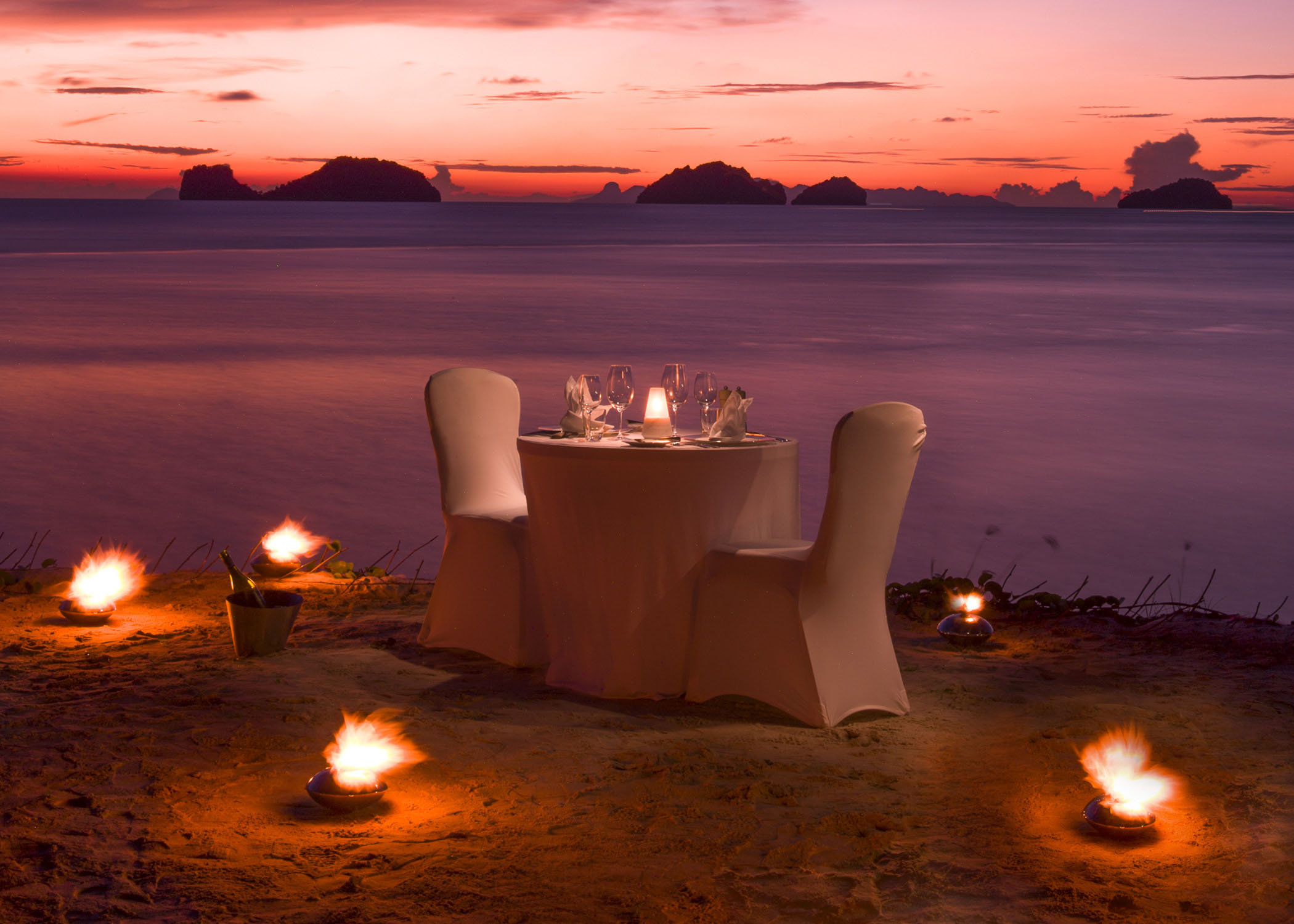 Sheftali My ideal date is a romantic dinner at the sunset custom pic 1