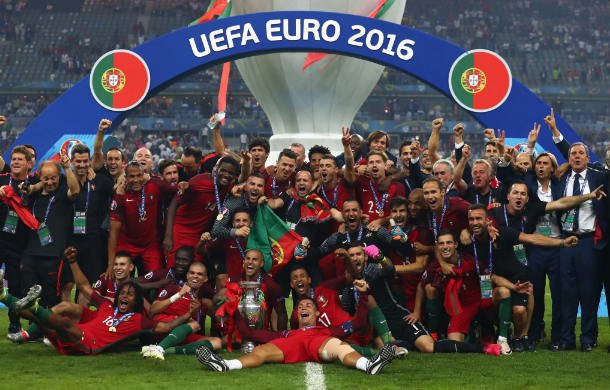 1DiamondAngel Portugal Celebrate First Thropy EURO 2016 .Congratulations PORTUGAL EURO 2016 CHAMPIONS custom pic 4