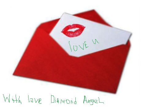 1DiamondAngel Happy International Kissing Day.💋      💋 custom pic 5