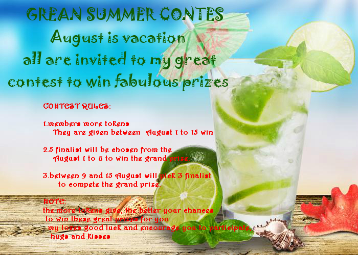 JackyHotBlack GREAT SUMMER CONTEST custom pic 2