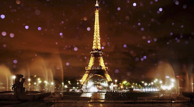 LeggyBubbly Dreaming to live in Paris custom pic 1