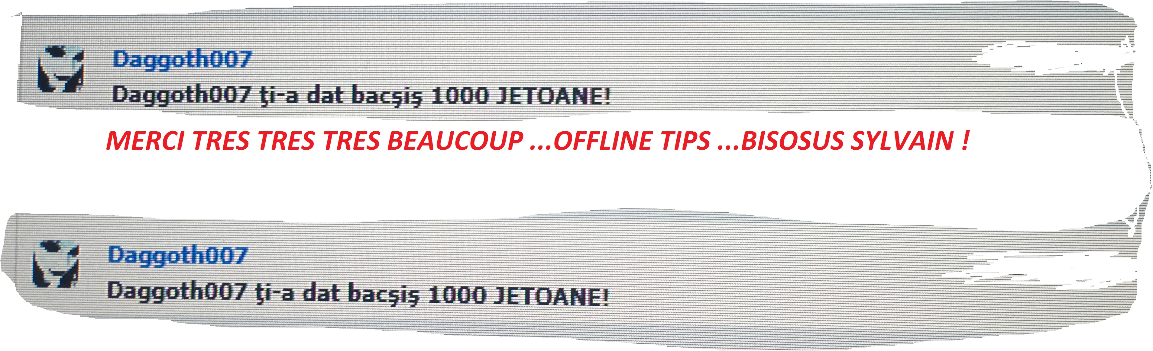 catwoman90 -Merci tres beaucoup Daggoth007-  1000+1000=2000 custom pic 1