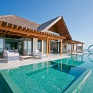 House in the maldives
