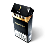 Luxury cigarettes